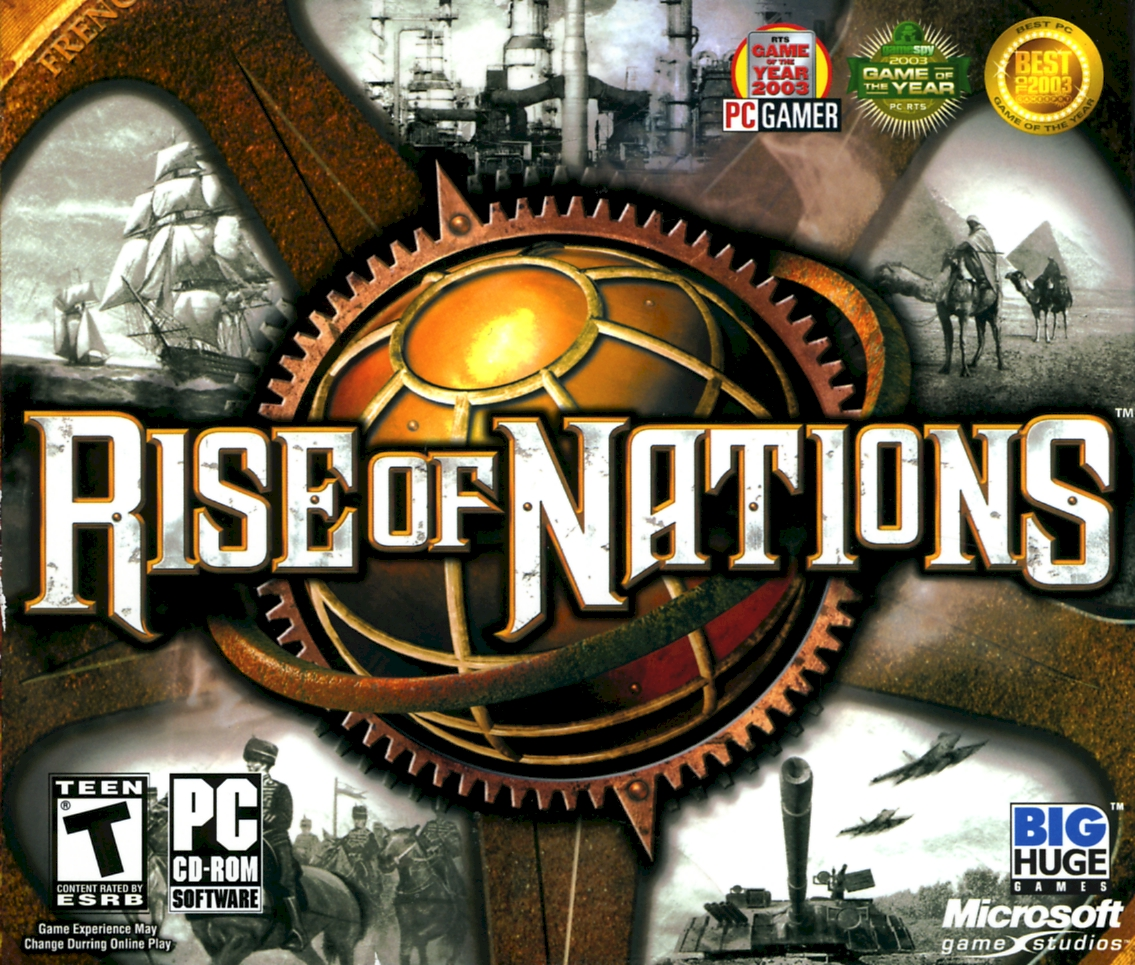 Rise of Nations 01.13.04.1 Resmi